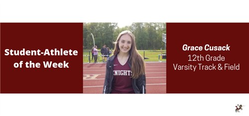 Student-Athlete Grace Cusack