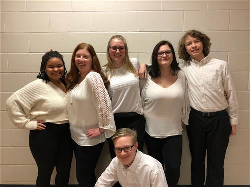 All-County Music Festival Students