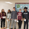 Freshman Students of the Week for week of January 6